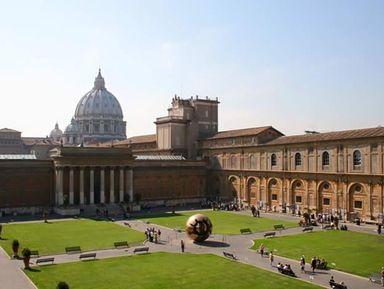 Экскурсии в Риме на русском языке - MamaRoma